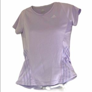 Adidas Lavender Climacool Top S